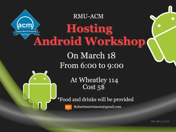 mobile app | CIS @ RMU