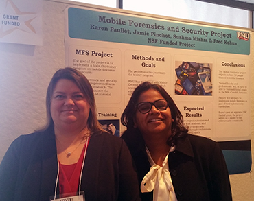 Dr. Jamie Pinchot and Dr. Sushma Mishra